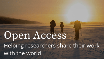 Open Access: Helping researchers share their work with the world